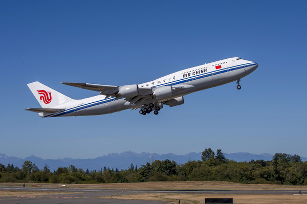 Boeing 747-8 Air China