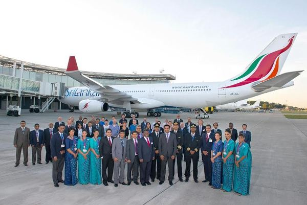 Airbus A330-300 SriLankan Airlines