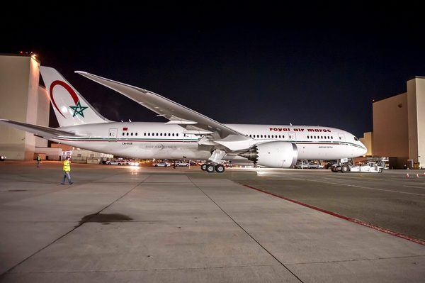 Boeing 787 Royal Air Maroc