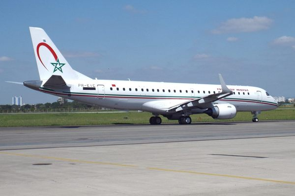 Embraer E190 Royal Air Maroc