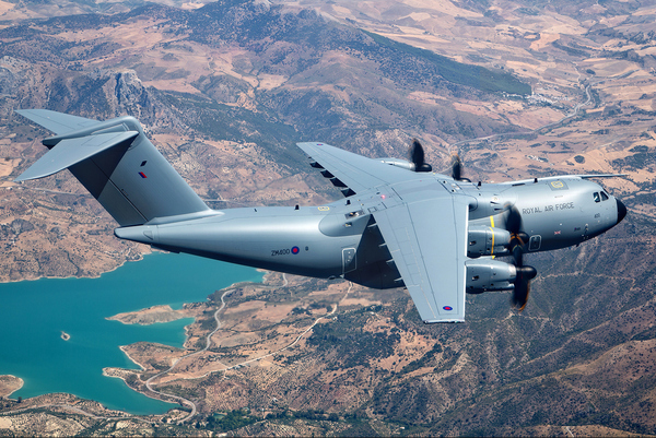 Airbus A400M Royal Air Force