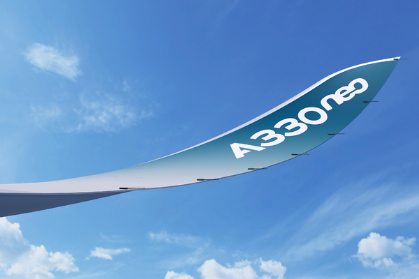 Sharklets Airbus A330neo