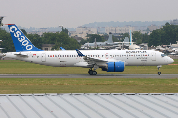 Bombardier Cseries CS300