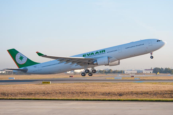 Airbus A330-300 d'EVA Air