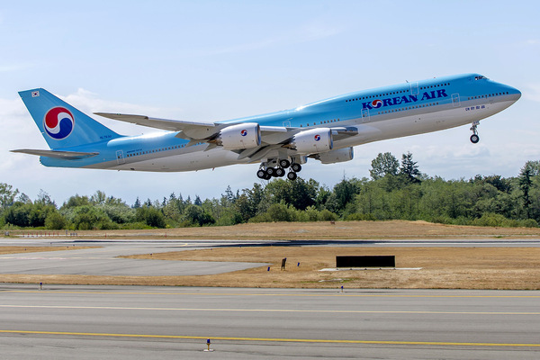 Boeing 747-8 Korean Air