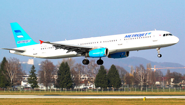 airbus A321 Metrojet