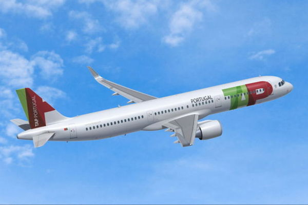 Airbus A21neo TAP Portugal