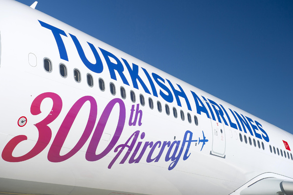 Airbus A330-300 Turkish Airlines