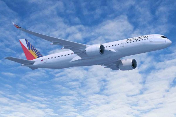Airbus A350 Philippine Airlines