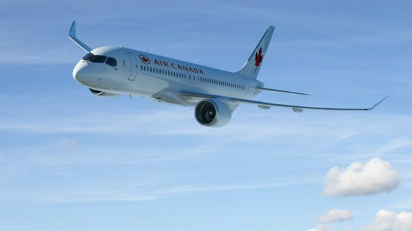 C Series CS300 Air Canada
