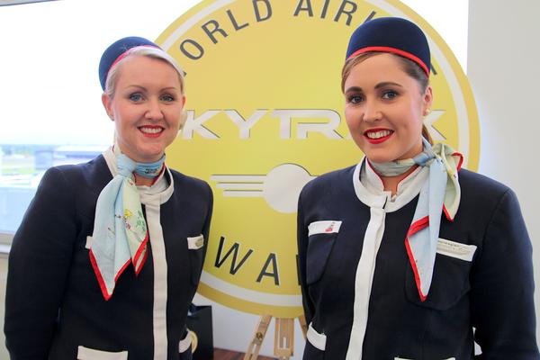 Hôtesses Turkish Airlines - Médias - AeroWeb-fr.net