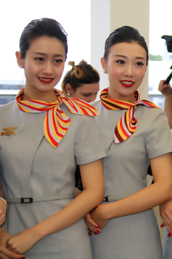 Hôtesses Hainan Airlines