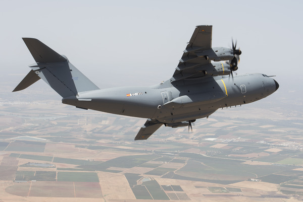 Airbus A400M Spanish Air Force