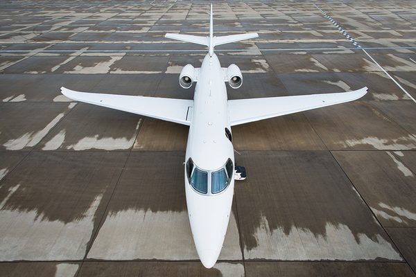 Cessna citation latitude Netjets
