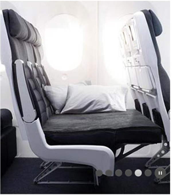 Classe Extra Couchette Air Austral