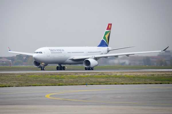 Airbus A330-300 South African Airways