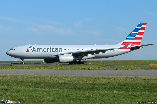Airbus A330-200 American Airlines