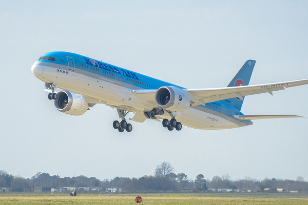 Boeing 787-9 Dreamliner Korean Air
