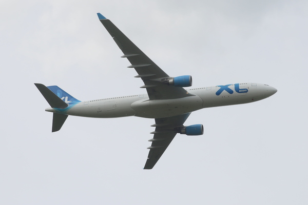 Meeting Cerny-La Ferté Alais 2017 : Airbus A330 XL Airways