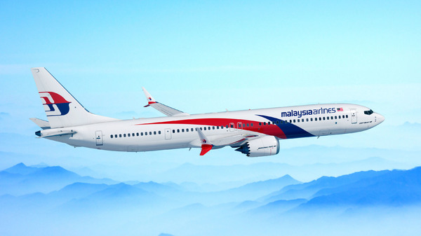 Boeing 737 MAX 10 Malaysia Airlines