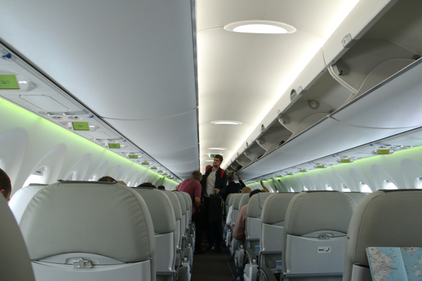 Reportage airbaltic