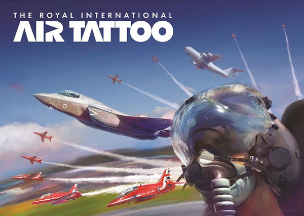 Royal International Air Tattoo 2018