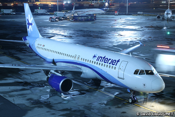 Airbus A320neo Interjet