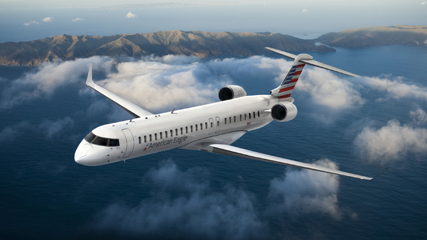 Bombardier CRJ900 American Airlines