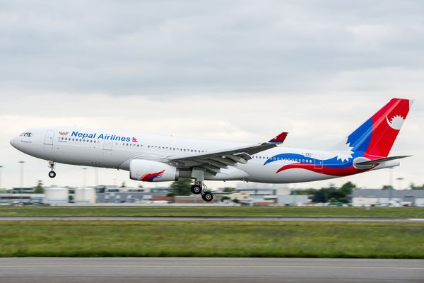Airbus A330 Nepal Airlines