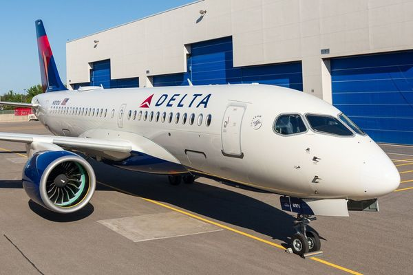 Airbus A220 Delta Air Lines