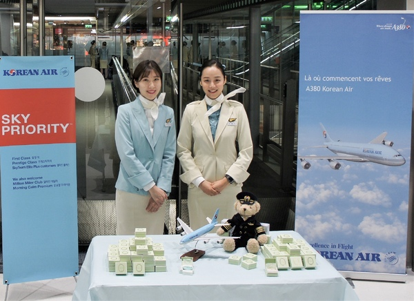 Korean Air 50 years