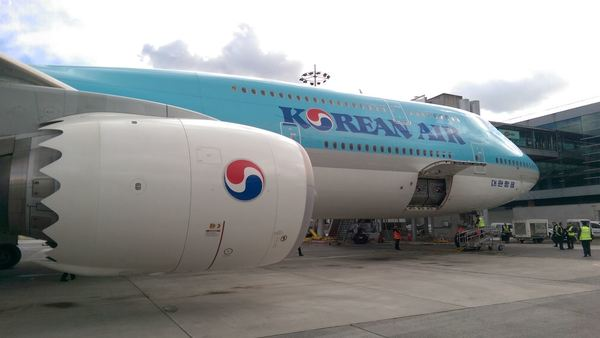 Boeing 747-8I Korean Air
