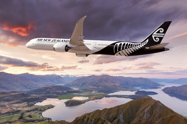 Boeing 787-10 Air New Zealand