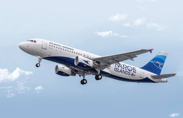 Airbus A319 Atlantic Airways