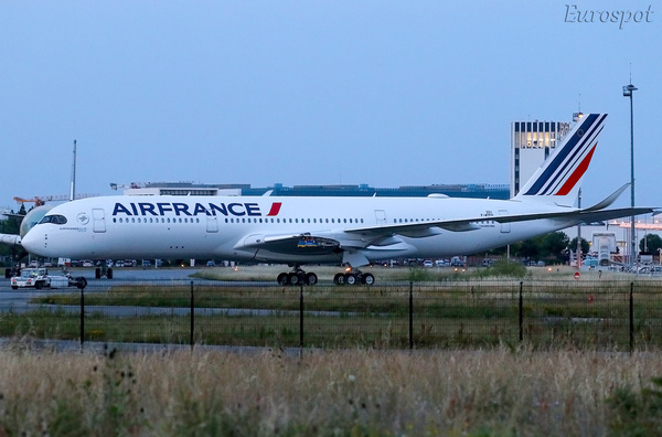 Airbus A350-900 XWB d'Air France