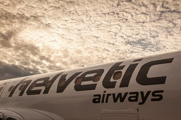Embraer E190-E2 Helvetic Airways