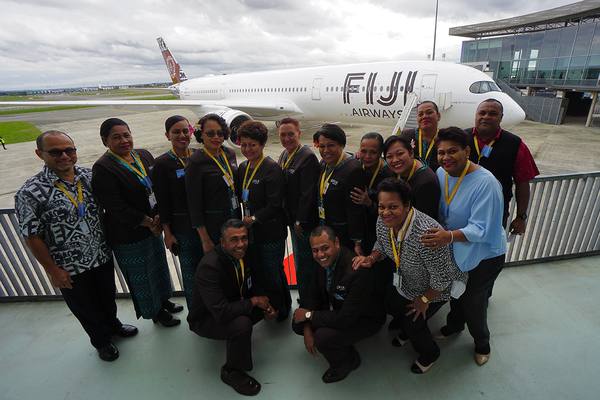 Airbus A350 de Fiji Airways