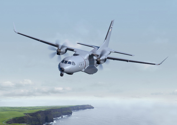 Airbus C295 Irish Department of defence
