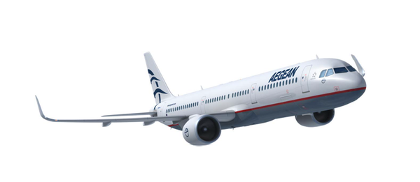 Airbus A320neo Aegean Airlines