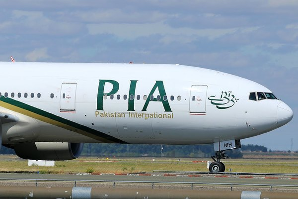 Boeing 777 Pakistan International Airlines