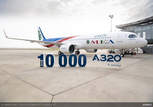 Airbus A321neo MEA