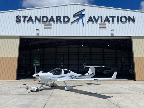 Diamond Aircraft DA40 NG
