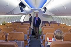 Boeing un nouvel int rieur un nouveau moteur et des for Interieur 737
