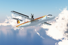 ATR 72-600 aux couleurs d'Air Nostrum
