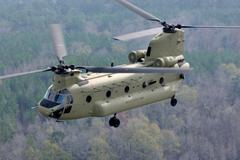 Boeing Chinook CH-47F
