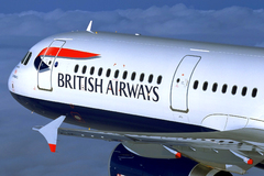 Airbus de British Airways