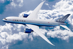 Boeing 787-8 de United Airlines