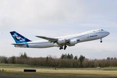 LE BOEING 747-8 503