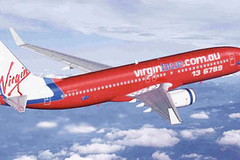 Boeing 737 de Virgin Blue