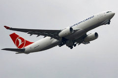Airbus A330F de Turkish Cargo